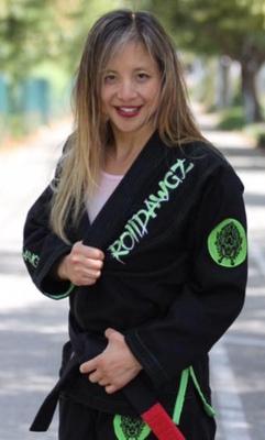 Felicia Oh Brazilian Jiu-Jitsu