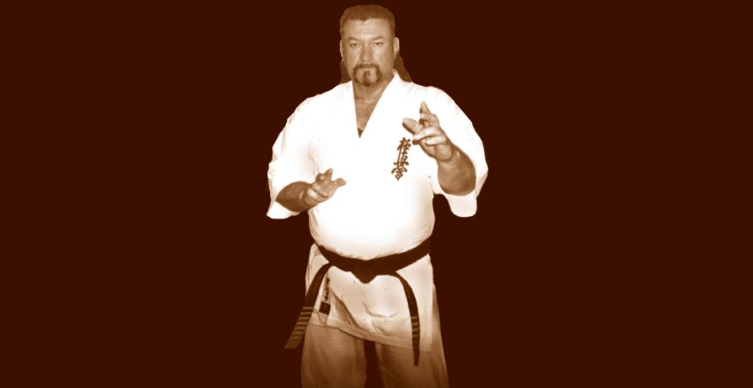 Fred Buck Kyokushin