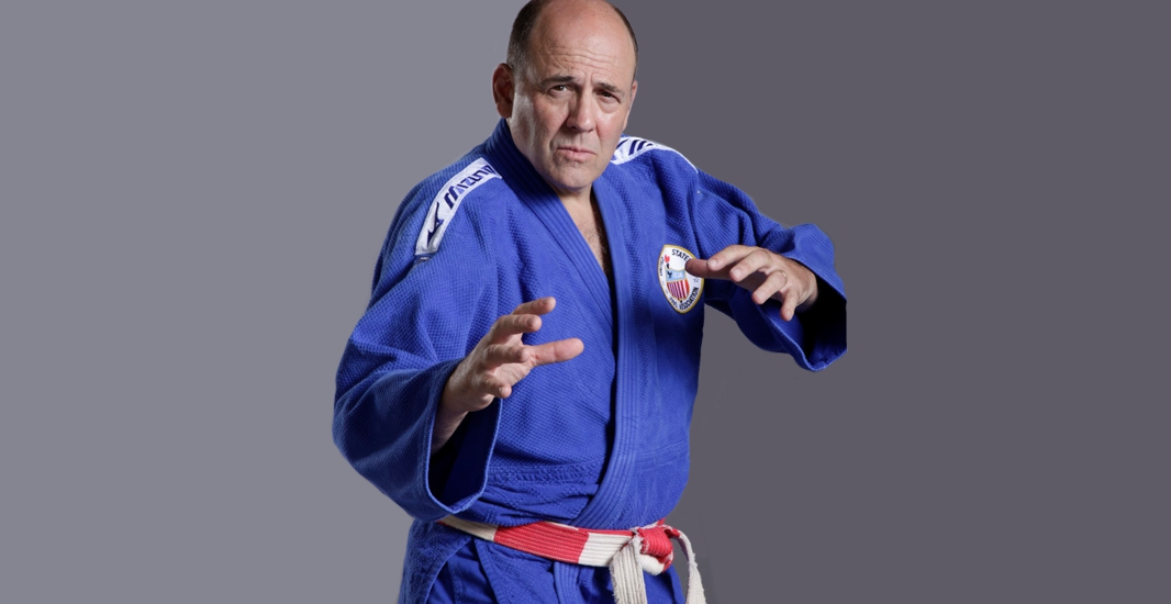 Gary Goltz Judo