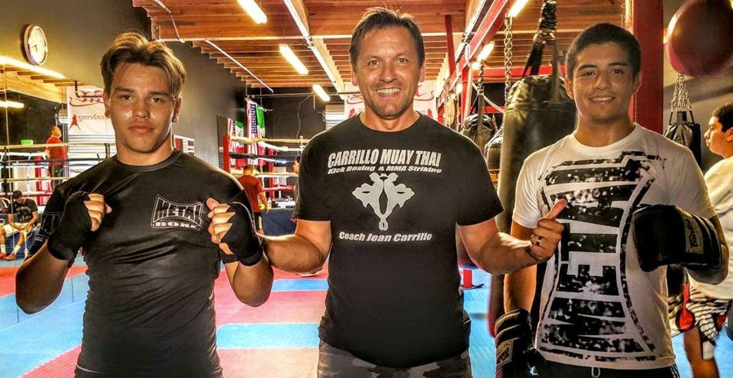 Jean Carrillo Muay Thai