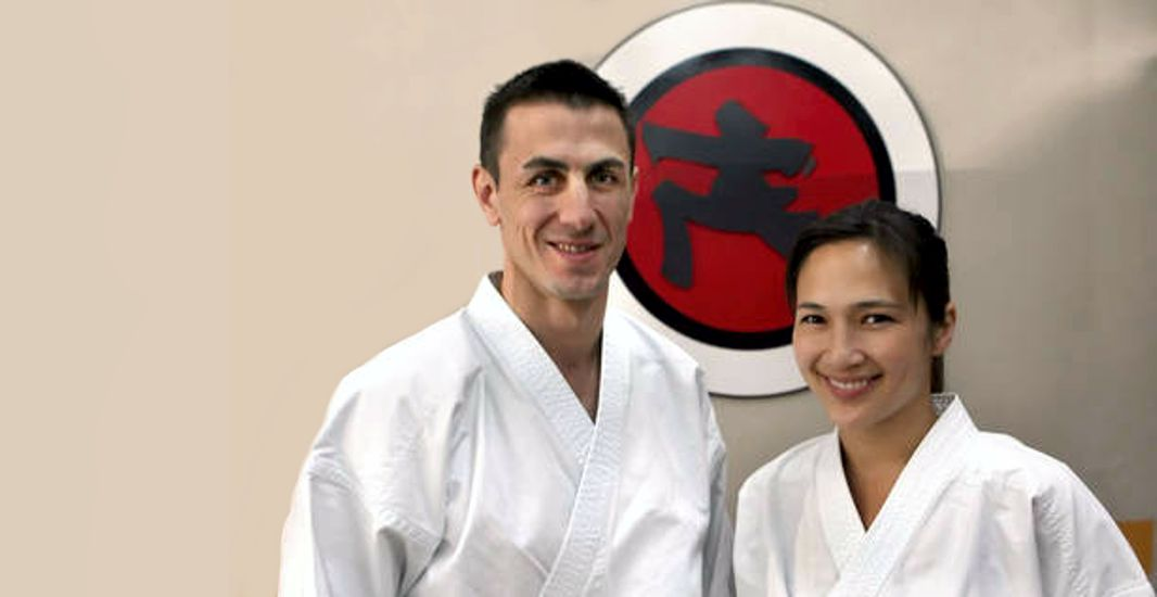 John Fonseca and Elisa Au Fonseca