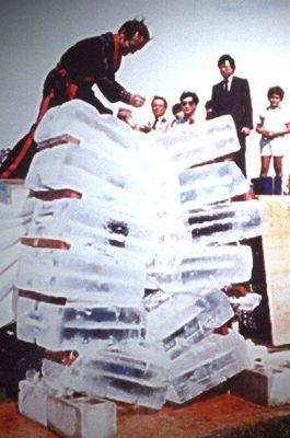 John Olivier Breaking Ice