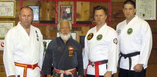 Mike Hancock, Fusei Kise, Matt Molineux, James Gifford