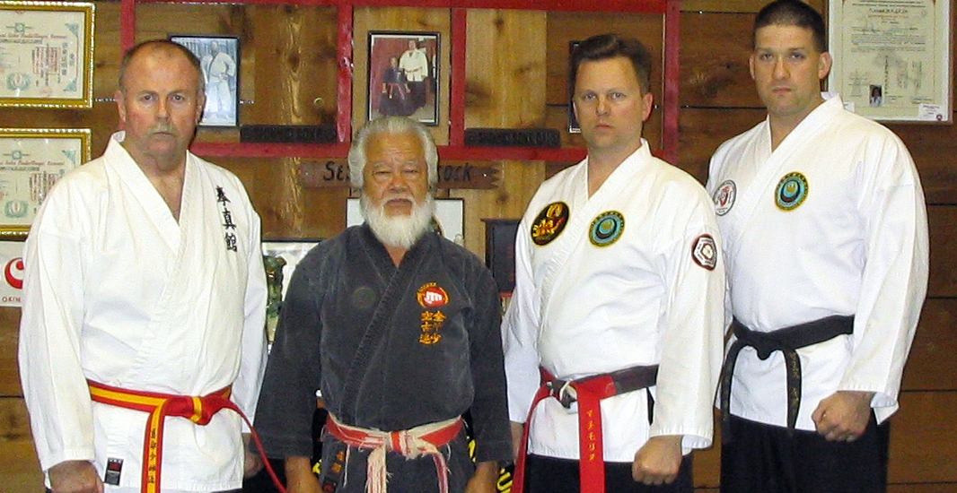 Mike Hancock, Fusei Kise, Matt Molineux, James Gifford