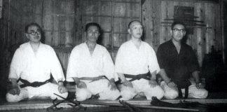 Fujita Seiko, Taira Shinken, Sakagami Ryusho & Inoue Motokatsu
