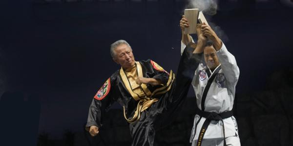 Soon Ho Lee: Songahm Taekwondo