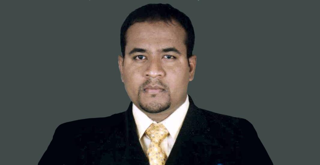 Syed Mahmood Mohiuddin