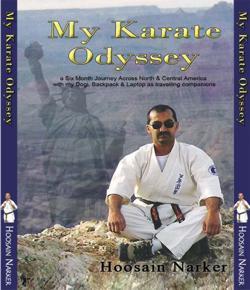 My Karate Odyssey by Hoosain Narker