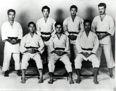 James Mitose and Group in1950