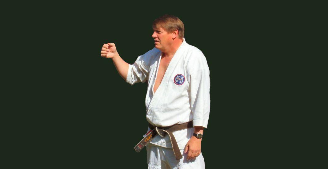 Jim Silvan Shorin-ryu Karate