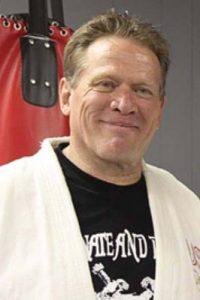 John Saylor Shingitai Jujitsu