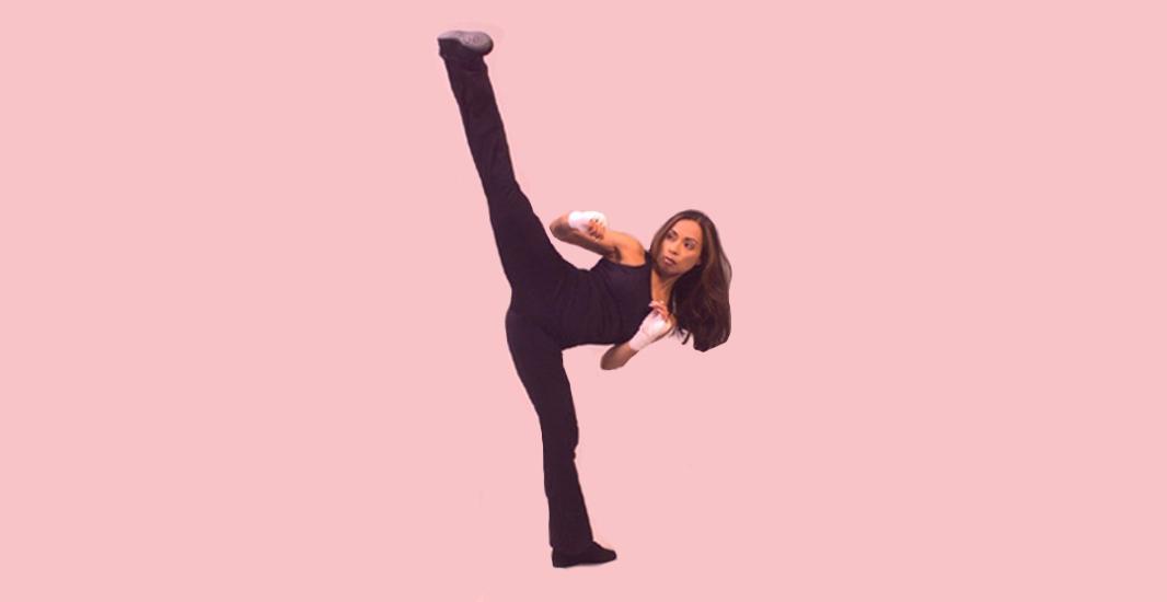 June Castro Shaolin Kenpo Karate