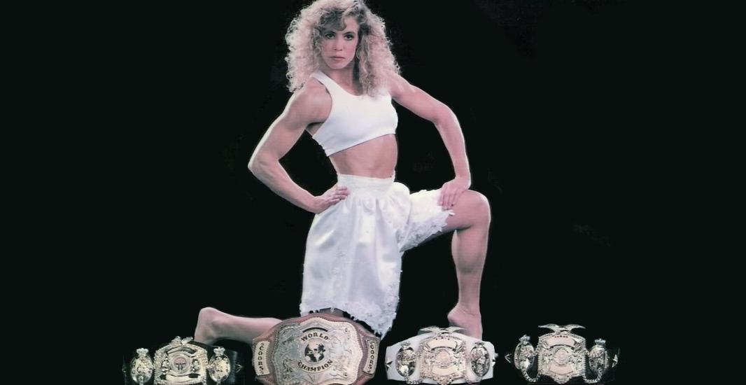 Kathy Long Kickboxing Belts