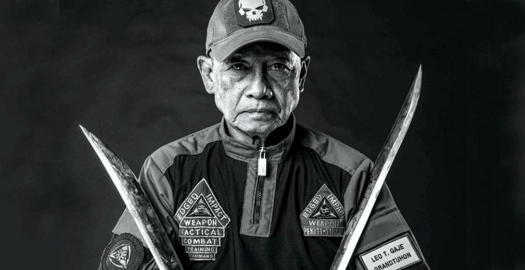 Leo Gaje, Jr. on Pekiti-Tirsia Kali
