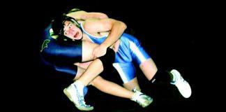 Martin Azzam Wrestling