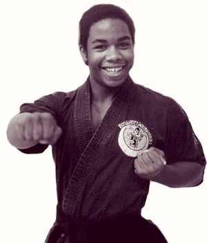 Young Michael Jai White