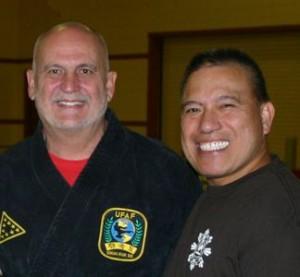 Ed Saenz and Raffy Pambuan