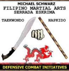 Mike Schwarz Serrada Eskrima