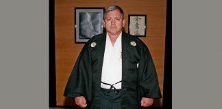 Edward Wilkes Judo