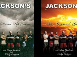 Greg Jackson Books