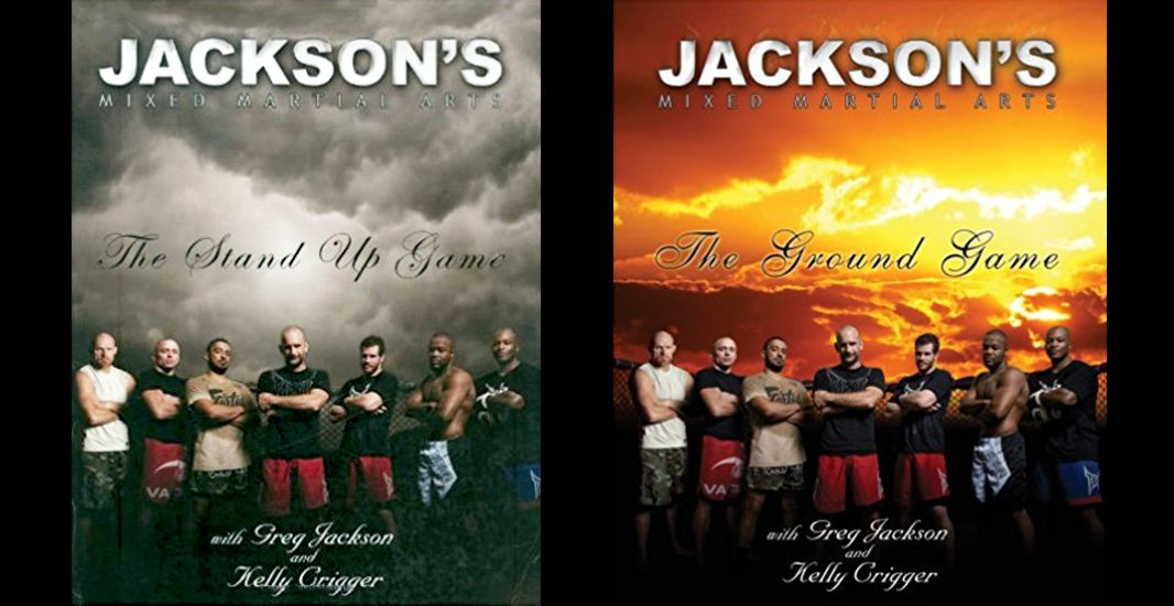 Greg Jackson Books