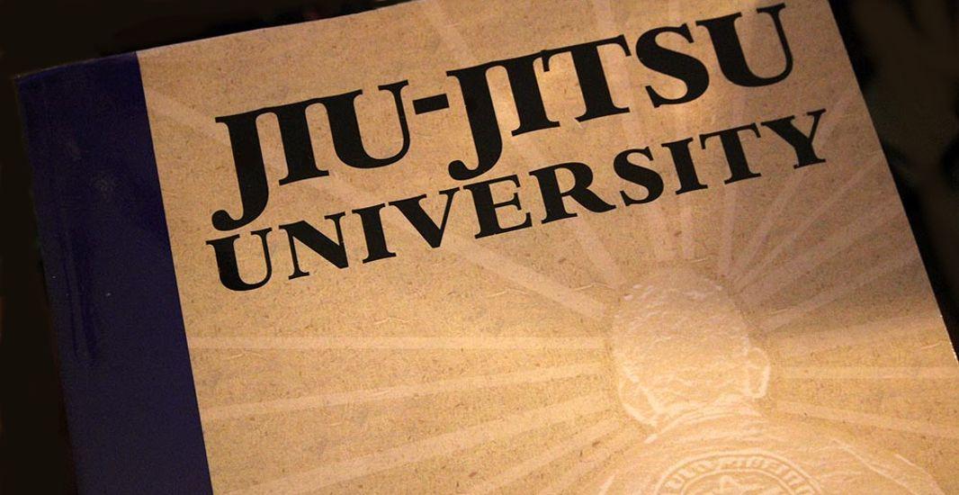 Jiu-Jitsu University by Saulo Ribeiro