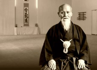 Aikido founded by Morihei Ueshiba