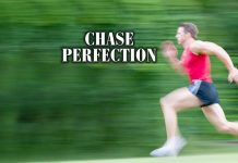 Chase Perfection in the Martial Arts