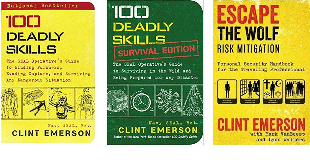 Clint Emerson Books