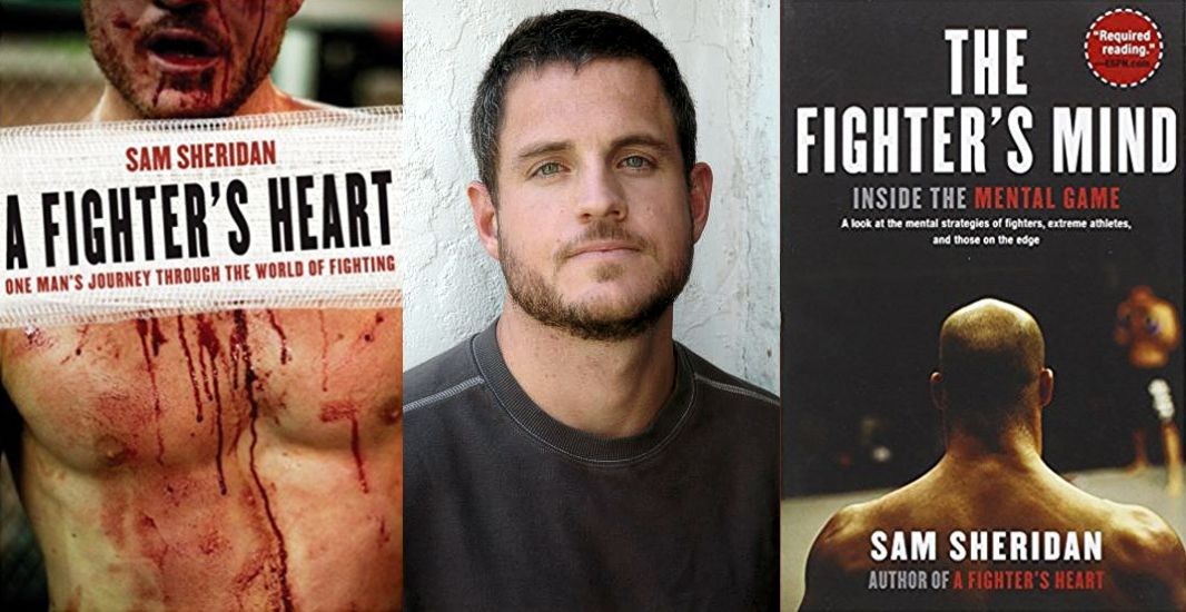 Sam Sheridan Books