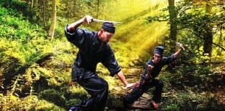 The Djurus of Pentjak Silat