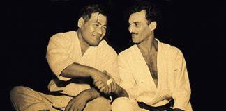 Masahiko Kimura and Helio Gracie