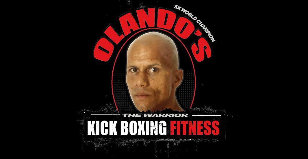 Olando Rivera The Warrior