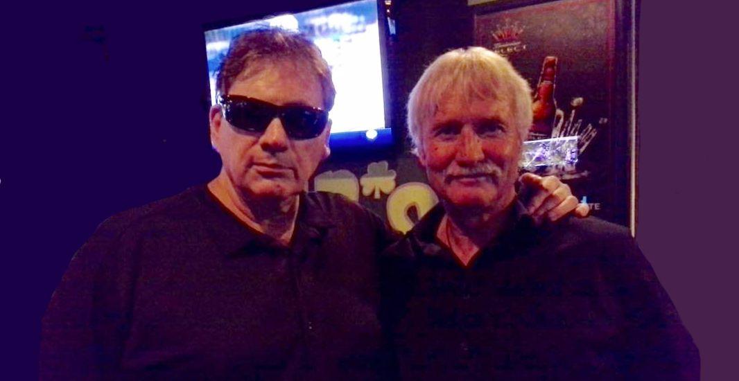 Frank Dux and Jim McCunn