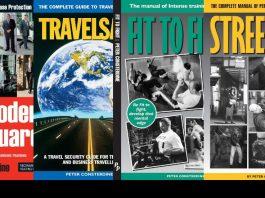 Peter Consterdine Books
