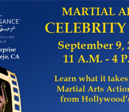 Martial Arts Celebrity Fest Action Acting and Stunt Training