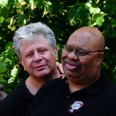 Ron Chapél and Ed Parker Jr.