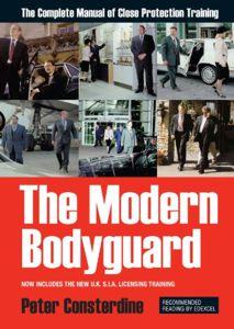 The Modern Bodyguard by Peter Consterdine