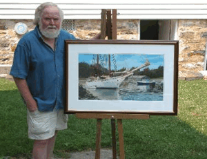 T.A. Newman Watercolor Artist
