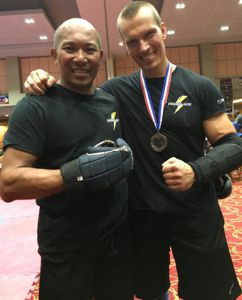Felix Roiles and Tom Voss