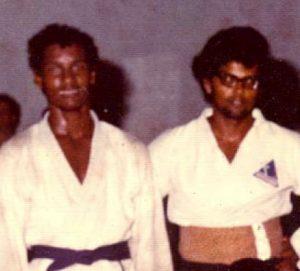 Henry Naiken's Kime-Ryu Instructor