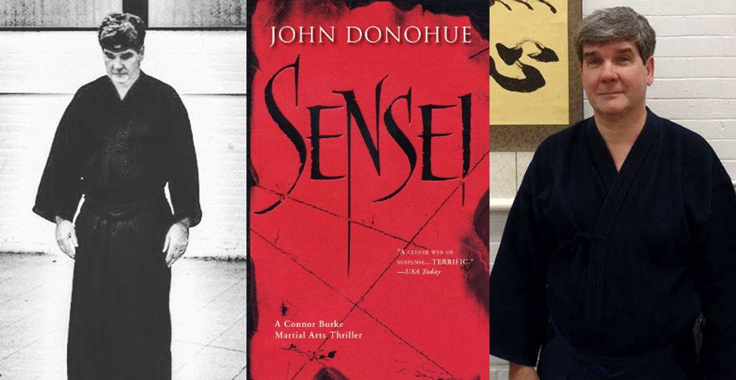 John Donohue's Sensei