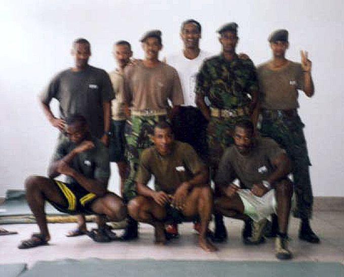 Aikendo Instructors