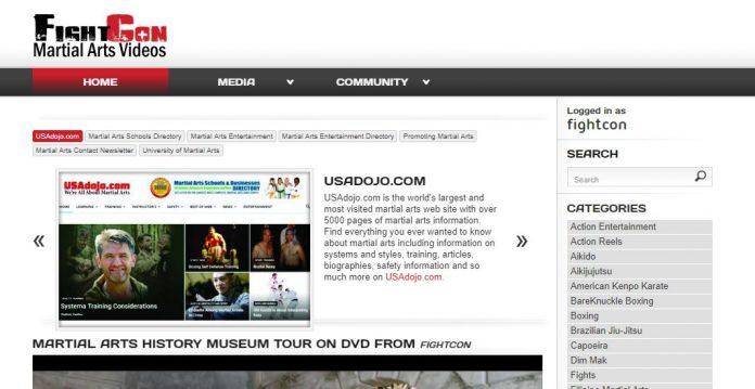 FightCon.com Martial Arts Videos