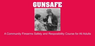 GUNSAFE: A Community Firearms Safety and Responsibility Course for All Adults