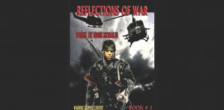 Reflections of War by Eddie Morales
