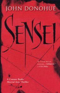 John Donohue's Sensei Cover