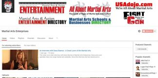 Martial Arts Enterprises on YouTube