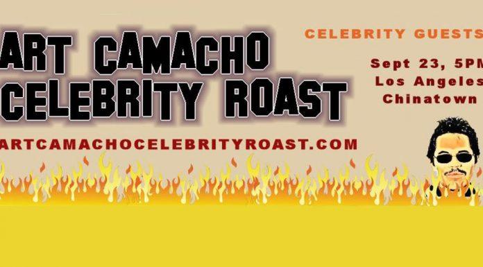 Art Camacho Celebrity Roast