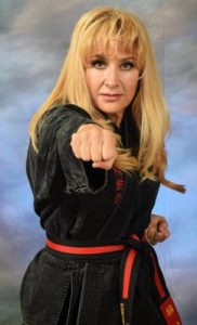 Isa Tenchio martial artists